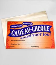 Cadeau-cheque SPECIAAL VOOR JOU (11PD)