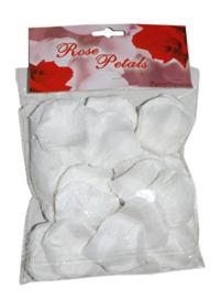Rozenblaadjes - Rose Petals White - 100 gram (66275E)