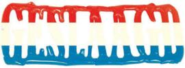 Geslaagd opblaasbaar - 90  x 30 cm (07884F)