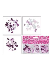 Tafelconfetti - sierconfetti  - It's a girl (64584E)