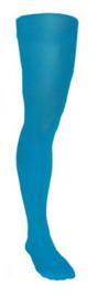Panty volwassenen ruim Turquoise (59069E)