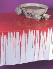 Tafelkleed druipend bloed (19822GF)