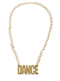 Gouden ketting Dance (53397E)