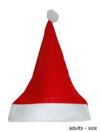 Kerstmuts rood (90025E)