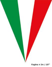 Vlaggenlijn Italie - 5 meter (62183E)