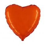 """Folie Hart 18"""" - Oranje"""