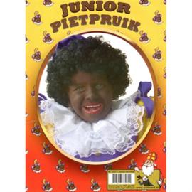 Pruik Junior Piet Zwart (33071W)