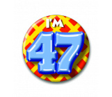 Button 47 jaar