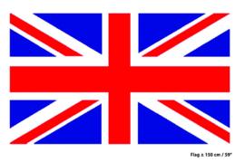 Vlag Groot Britannië - 90 x 150 cm (62403E)