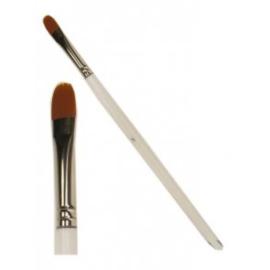 PXP penseel plat met ronde kop nr. 5 - breed 9 mm (40087)