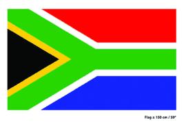 Vlag Zuid-Afrika - 90 x 150 cm (62404E)