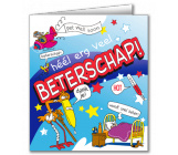 Wenskaart BETERSCHAP