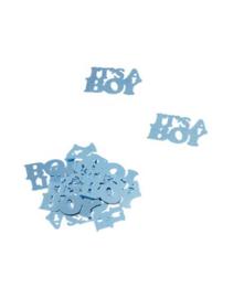 Tafelconfetti - sierconfetti  - It's a boy (P-60541GF)