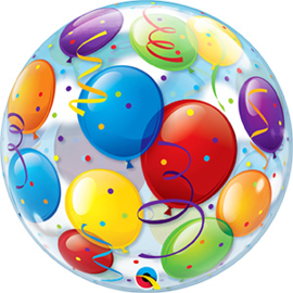 Bubble  Balloons (15606Q)