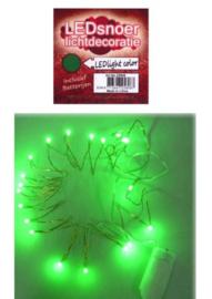 Led lichtsnoer Groen 2 meter (25808P)