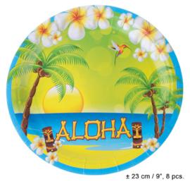 Bordjes Aloha Hawaii (62573E)