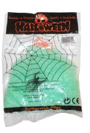 Spinnenweb groen 20 gram (54940E)