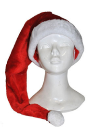 Kerstmuts luxe - 90 cm (90061E)