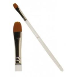 PXP penseel plat met ronde kop nr. 6 - breed 10 mm (40088)