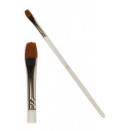 PXP penseel plat met ronde kop nr. 4 - breed 8 mm (40086)