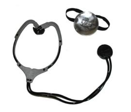 Stethoscoop en reflector (59196E)