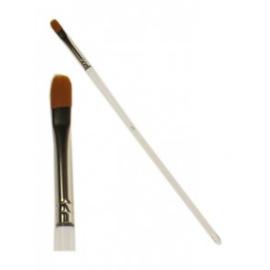 PXP penseel plat met ronde kop nr. 3 - breed 7 mm (40085)