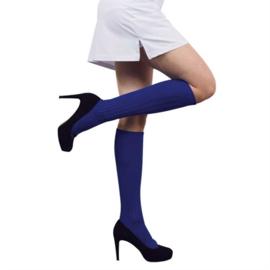 Voetbalsokken Blauw - maat 36/41 (46.810W)