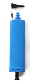 Ballonpomp blauw (90399)