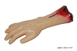 Afgehakte hand en arm (54420E)