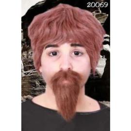 Snor + baard professor Bruin (20069P)
