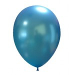 "Metallic Blauw 10 stuks 13""/33 cm (PT120/31)"