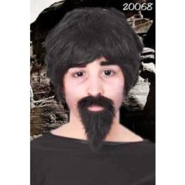 Snor + baard professor Zwart (20068P)
