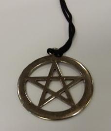 Pentagram aan koord (09122GF)