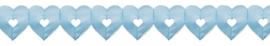 Hartguirlande Baby Blauw - 6 meter (405413H)