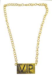 Gouden ketting VIP (80102E)