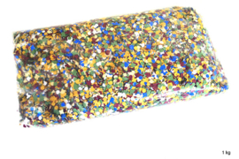 Confetti 1 kilo  multi (66902E)