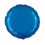 """Folie Rond 18"""" - Blauw"""