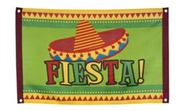 Vlag Fiesta Mexico -  90 x 60 cm (54405B)