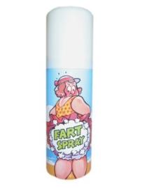Fartspray scheetspray poeplucht 50 ml (42049P)