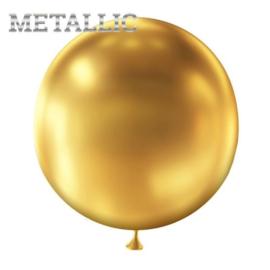 Metallic Goud 1 stuks 45 cm (PT150/37)