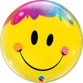 Bubble Bright Smile Face (35173Q)