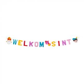 Letterslinger Welkom Sint (56672B)