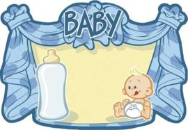 Kroonschild Baby - Zoon (402152H)