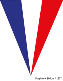 Vlaggenlijn Frankrijk - 5 meter (62184E)