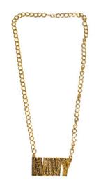 Gouden ketting Navy (59303E)