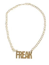 Gouden ketting Freak (53399E)