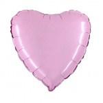 "Folie Hart 18"" - Baby Roze / Pink"