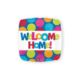 Folieballon Welcome Home (welkom thuis) (AM2479301)