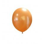 """Metallic Oranje 10 stuks 5"""" (PT5/27)"""