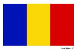 Vlag Roemenië - 90 x 150 cm (62336E)